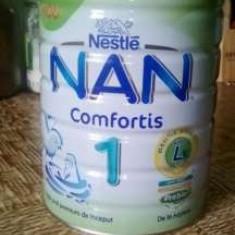 Lapte praf Nan Confortis de la 0 luni, 800 gr - Lapte praf bebelusi Nestle