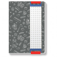 Agenda LEGO gri (51524) - LEGO Classic