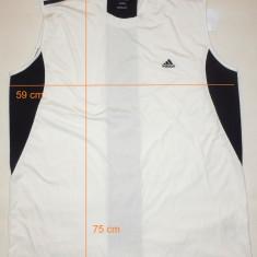Tricou maieu sport ADIDAS ClimaCool original, impecabil (XL)cod-445001 - Tricou barbati Adidas, Culoare: Din imagine, Fara maneca