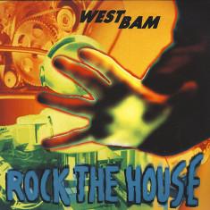 WestBam - Rock The House 1991 disc vinil Maxi Single House - Muzica House