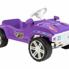 Masinuta cu pedale copii - mov