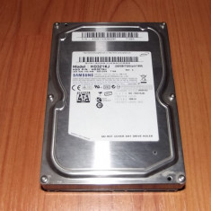 Hard disc 320 Gb SATA II / Desktop 3.5 Inch / Samsung / 100 % HD Sentinel - Hard Disk Samsung, 200-499 GB, Rotatii: 7200, SATA2, 16 MB