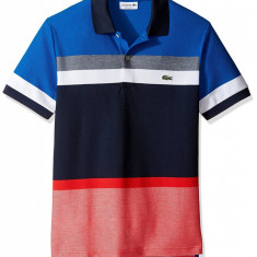 Tricou polo | Men's Lacoste Polo New Collection - 4 (M) si 6 (XL) - Tricou barbati, Marime: M, Culoare: Multicolor, Maneca scurta, Bumbac