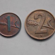 LOT 1-2 RAPPEN ELVETIA-XF, Europa