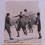 Foto fotbal originala de la meciul Dinamo Bucuresti-Dinamo Obor (21.01.1967)