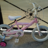 "Honey, bicicleta copii 14"" (4-7 ani), Numar viteze: 1"