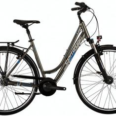 Bicicleta Corratec 8 Speed Lady - Bicicleta de oras Nespecificat, 20 inch, 28 inch, Numar viteze: 8
