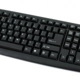Tastatura Activejet K-1011 black PS/2