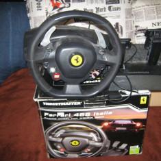 Volan xbox360 Ferrari 458 Italia citeste descrierea
