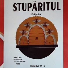 Stuparitul - Constantin Hristea, CARTE NOUA .