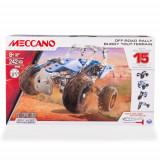 Meccano - Set Constructie 15 in 1 ATV, 242 piese