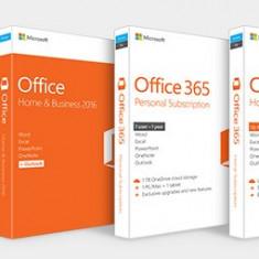 Licenta Office 365 ProPlus - Valabilitate NELIMITATA - 5 Pc/Mac + 1Tb - Aplicatie PC
