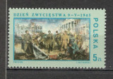 Polonia.1985 40 ani Victoria-Pictura  SP.322, Nestampilat