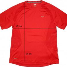Tricou sport NIKE Training impecabil (M) cod-445054 - Tricou barbati Nike, Marime: M, Culoare: Din imagine, Maneca scurta