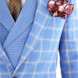 Costum - sacou + pantaloni + vesta - costum barbati 8397, Marime: 44, 52, Culoare: Din imagine