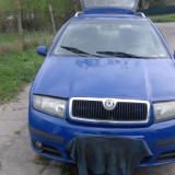 Skoda fabia 2007, Benzina, 128900 km, 1200 cmc