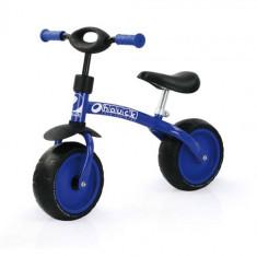 Bicicleta Super Rider 10 Blue - Bicicleta copii Hauck