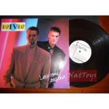 Rap IV Rap - Let's Come Together 1990 disc vinil Maxi Single Hip Hop