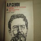 A. P. Cehov- 3 .Un roman cu un contrabas . Fericirea si alte povestiri