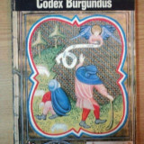 CODEX BURGUNDUS de DAN SIMIONESCU, BUC. 1975 - Istorie