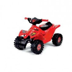 ATV quad electric copii, 6V - rosu - Masinuta electrica copii