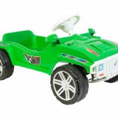 Masinuta cu pedale copii - verde