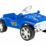 Masinuta cu pedale copii - albastru