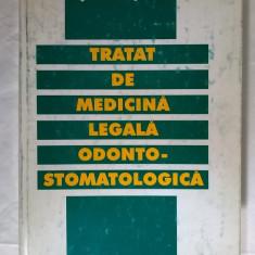 Virgil-Tiberiu Dragomirescu - Tratat de medicina legala odonto-stomatologica