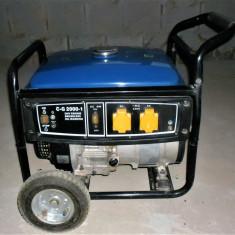 Generator curent CMI C-G 2000-1