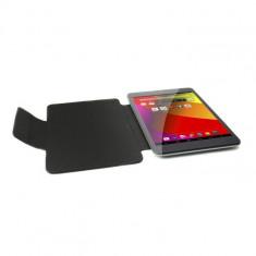 Husa flip R80 pentru tabletele cu diagonala de 7, 85 inch neagra - A700, R80, R80 BT, R90, R93G, R95 - PDA HP