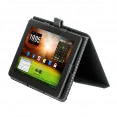 Husa cover pentru tabletele cu diagonala de 9, 7 inch negru