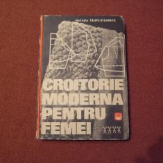 Croitorie moderna pentru femei - Natalia Tautu Stanescu - Carte design vestimentar