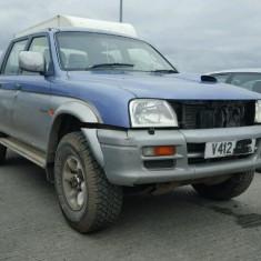 Mitsubishi L200 1999 2.5 Diesel, Motorina/Diesel, 218155 km, 2500 cmc