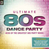 V/A - Ultimate... 80s Dance.. ( 4 CD )