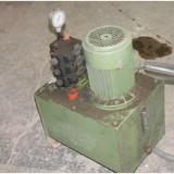 Grup hidraulic cu electroventile
