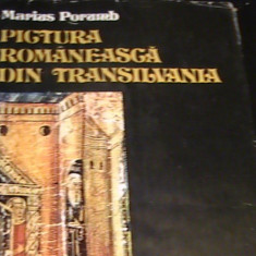 PICTURA ROMANEASCA DIN TRANSILVANIA-MARIUS PORUMB-SI IN GERMANA+HARTA-