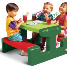 Masuta Junior Pentru Picnic - Spatiu de joaca Little Tikes