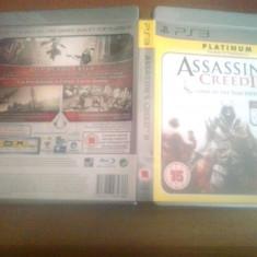 Assassin's Creed II PLATINUM - PS3 - Jocuri PS3, Actiune, 18+, Single player