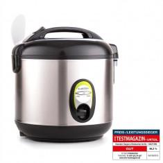 Klarstein Sapporo oala termica pentru orez 1 litru din oțel inoxidabil - Multicooker