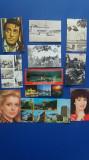 LOT 3 - 10 CARTI POSTALE  - DIFERITE TEMATICI - CU DEFECTE, Circulata, Ambele, Europa
