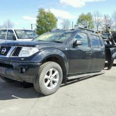 Nissan Navara 2006, Motorina/Diesel