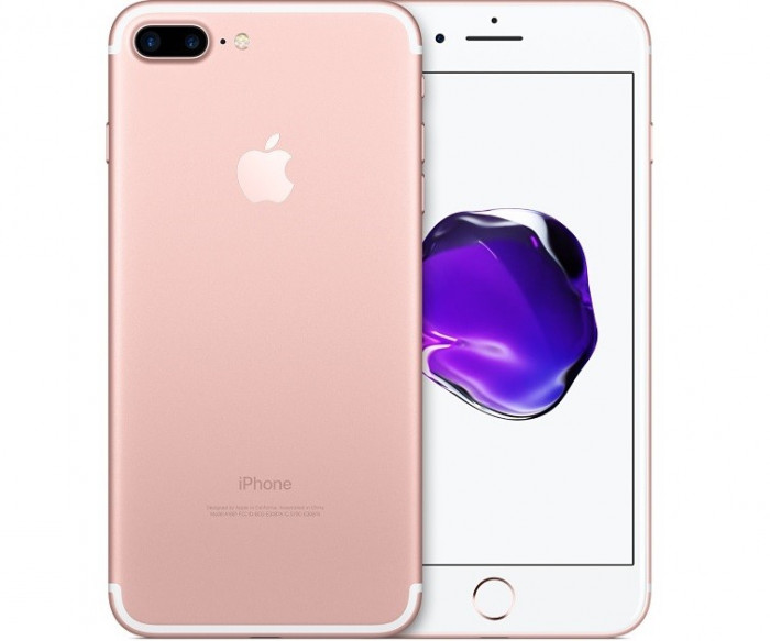 iPhone 7 32GB Rose Gold SIGILATE,neverlocked,Factura+Garantie 24luni - 2649 RON foto mare
