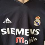 Triccou fotbal ADIDAS REAL MADRID-SPANIA campionat - Set echipament fotbal Adidas, Marime: L
