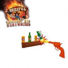 Set joc Seriful Pistolar - Pistol de jucarie