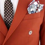 Costum - sacou + pantaloni - costum barbati 8423, Marime: 44, 46, 48, 50, 52, 54, Culoare: Din imagine