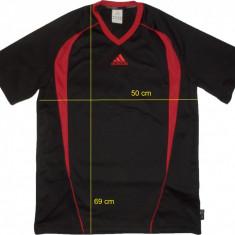 Tricou ADIDAS ClimaLite original, impecabil (M) cod-445005 - Tricou barbati Adidas, Marime: S, Culoare: Din imagine, Maneca scurta