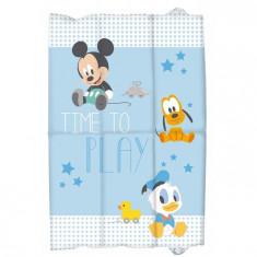 Saltea De Infasat Pliabila Mickey Disney Eurasia 31360