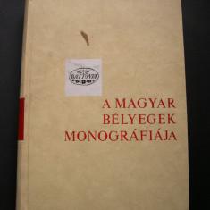 Monografia timbrelor unguresti volumul I. (659 pagini)