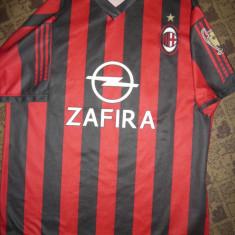 Tricou al Echipei Fotbal AC Milan, jucator Maldini -nr 3 - Tricou echipa fotbal, Marime: XL, Culoare: Rosu