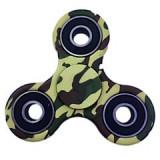 Jucarie Antistres Spinner Green pentru copii si adulti